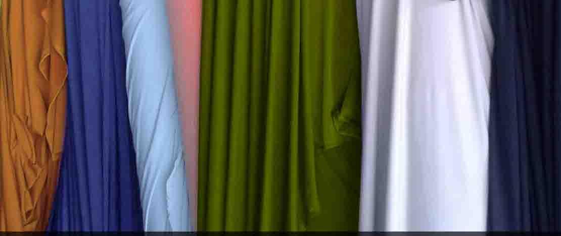 bahan spandex untuk pakaian