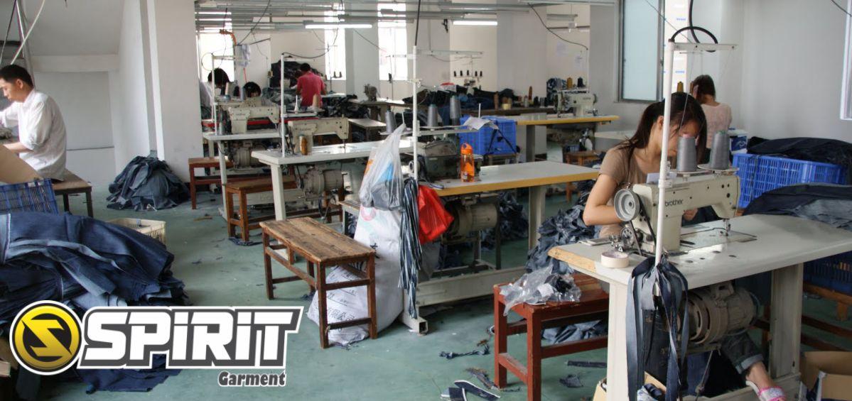 pabrik baju jogja produksi